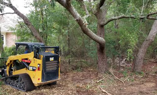 Bush Hog Mowing Services Navarre Florida - Prestige